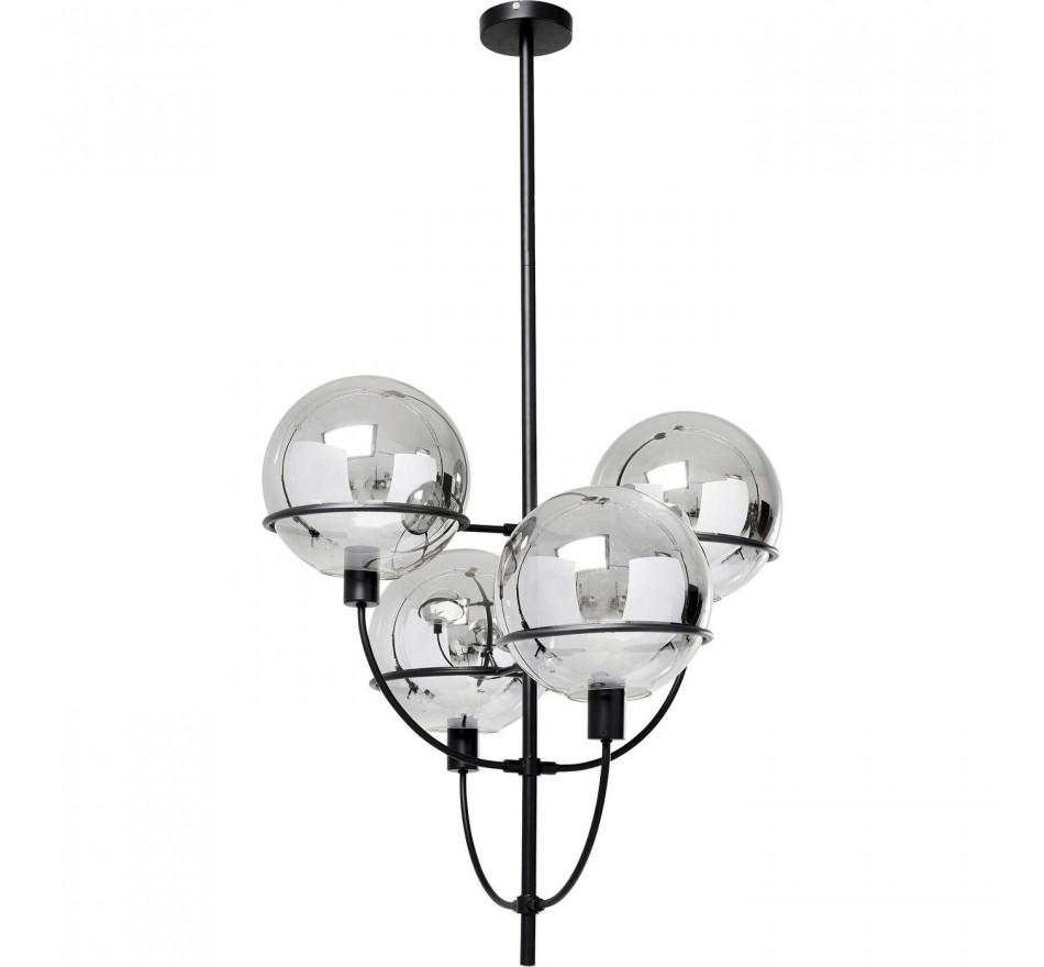 Suspension Lantern noir Kare Design