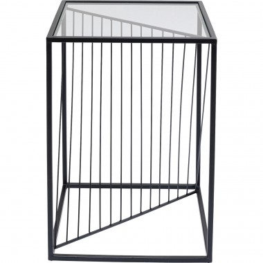 Table d'appoint Twisted 40x40cm Kare Design