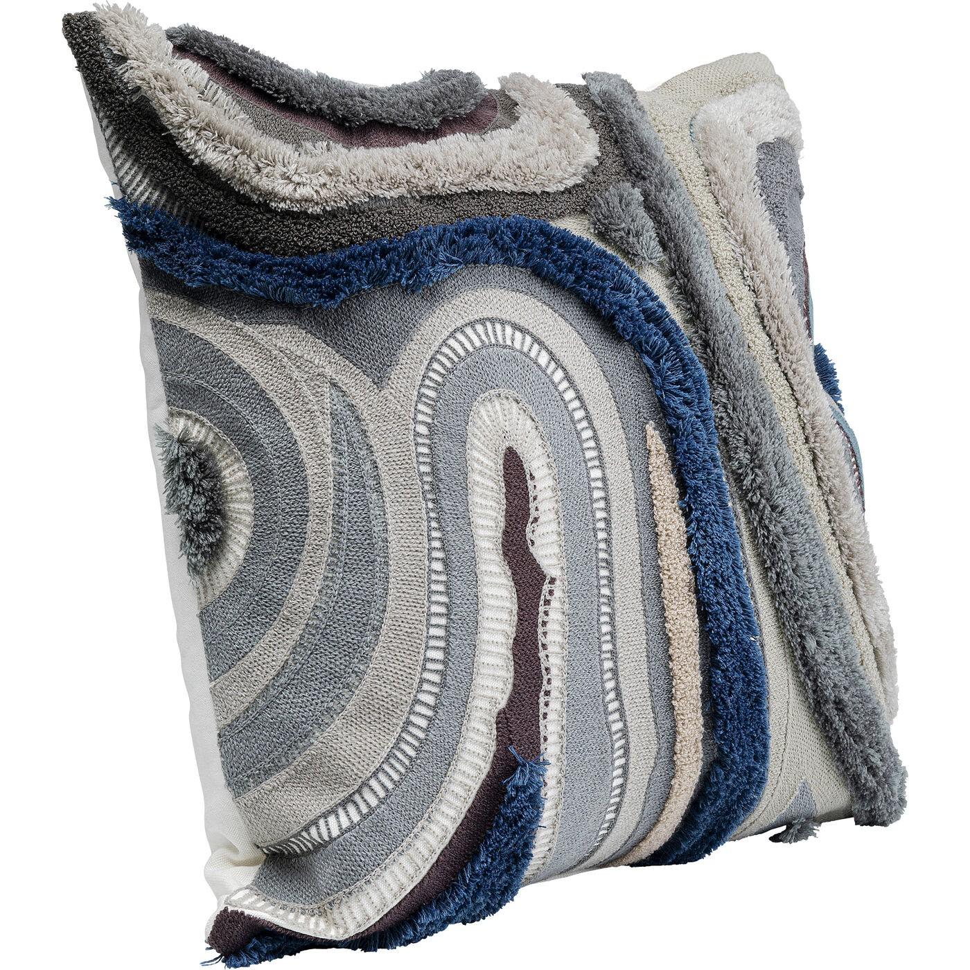 Coussin Lava gris Kare Design