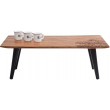 Table Basse Rodeo 110x60 cm Kare Design