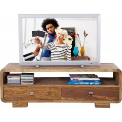 Meuble TV en bois Authentico Club Kare Design