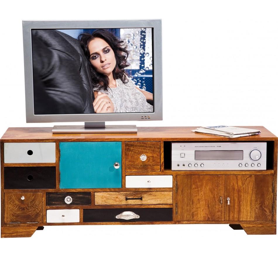 Meuble TV en bois Babalou Kare Design