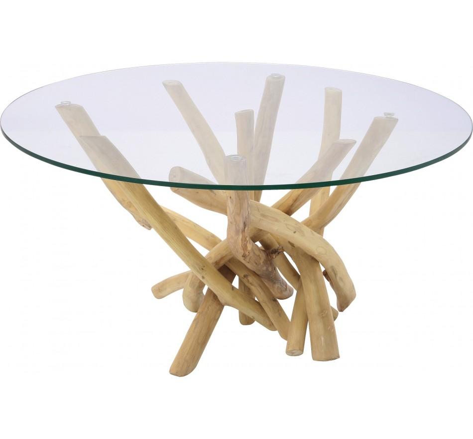 Table Basse Flint Stone Kare Design