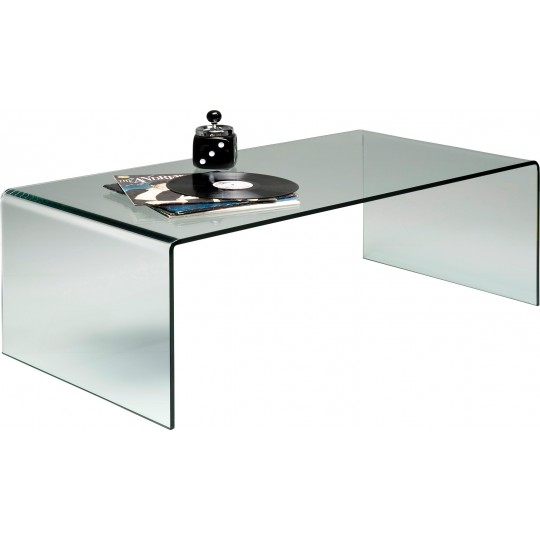 Table Basse Clear Club Basic 120x60cm Kare Design