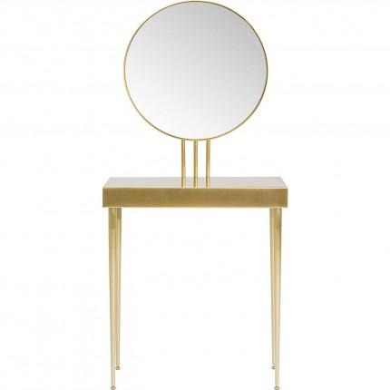 Console avec miroir Art 153 cm Kare Design