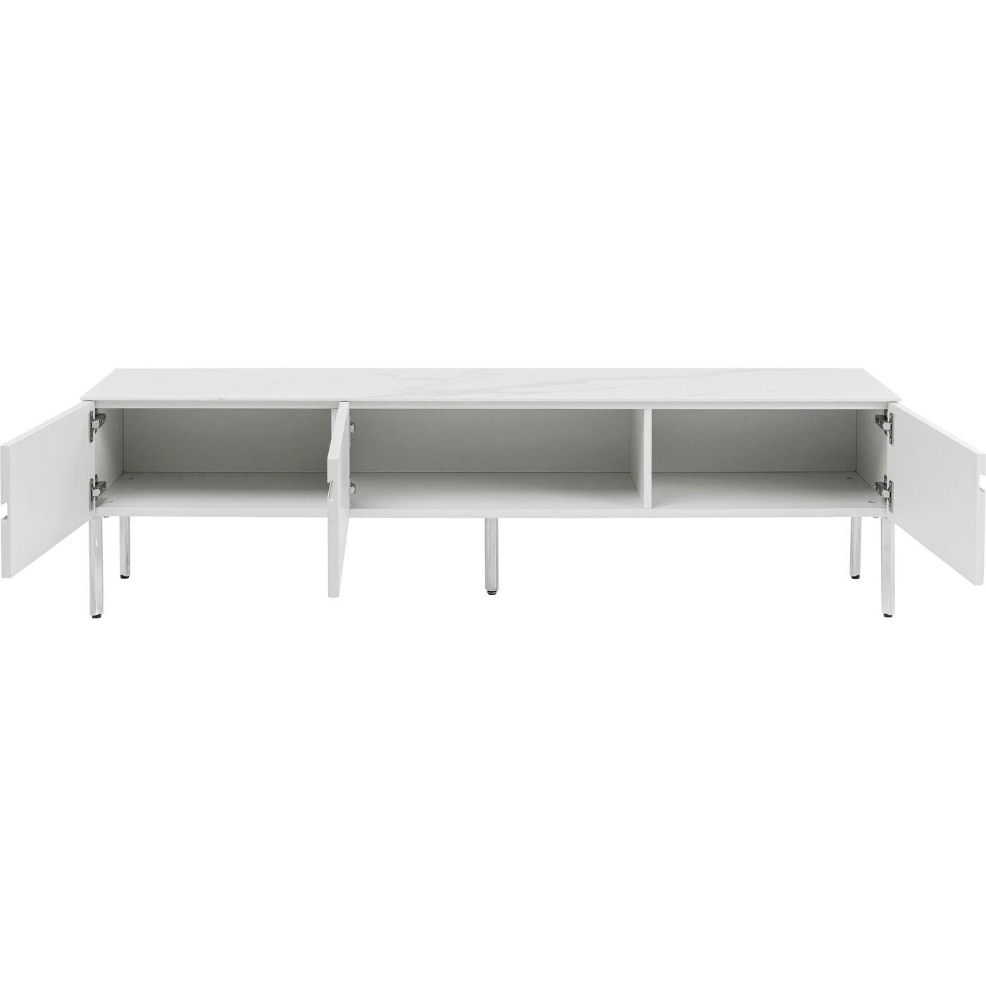 Meuble TV Nova blanc Kare Design
