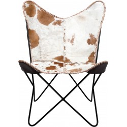 Fauteuil Butterfly Fur Kare Design