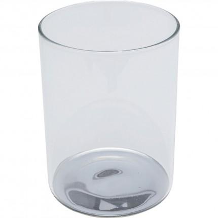 Verres à eau Electra argentés 11cm set de 4 Kare Design