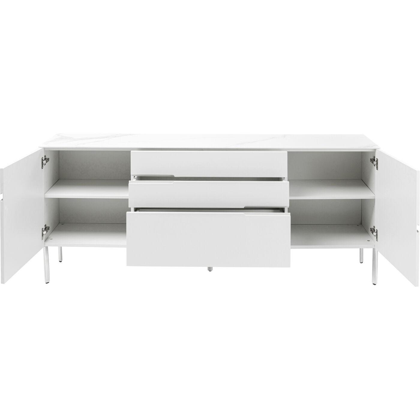 Buffet Nova blanc Kare Design