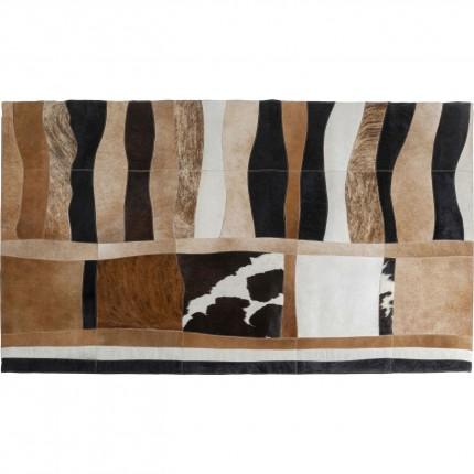 Tapis en cuir Nature 170x240cm Kare Design