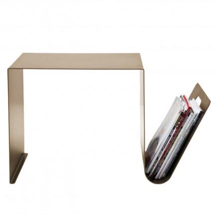Table d'appoint Manifattura bronze Kare Design