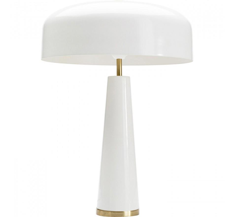 Lampe de table Tian blanche Kare Design