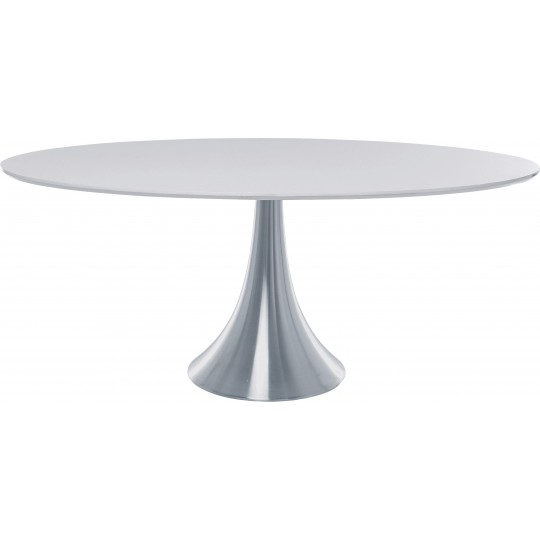 Table Grande Possibilita Blanche 180x100 Kare Design