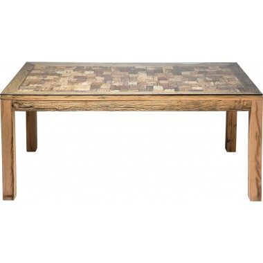 Table en bois Memory 160x80cm Kare Design