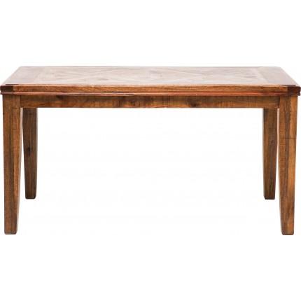 Table en bois Epoca Color 150x81 Kare Design