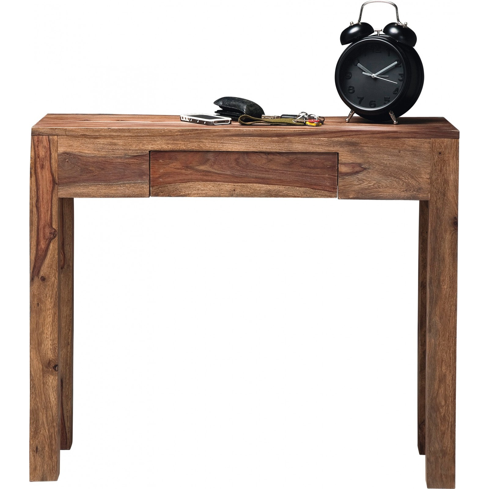 console en bois authentico 90x30cm kare design. Black Bedroom Furniture Sets. Home Design Ideas