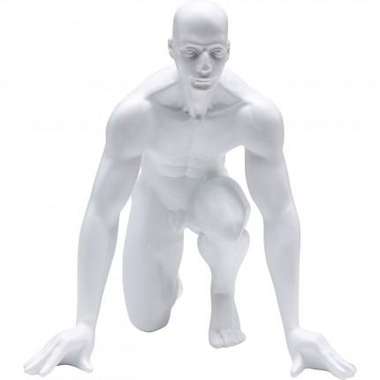 Déco coureur blanc Kare Design