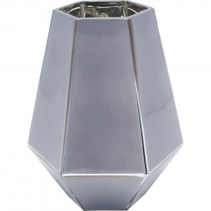 Vase Art Pastel gris 21cm Kare Design