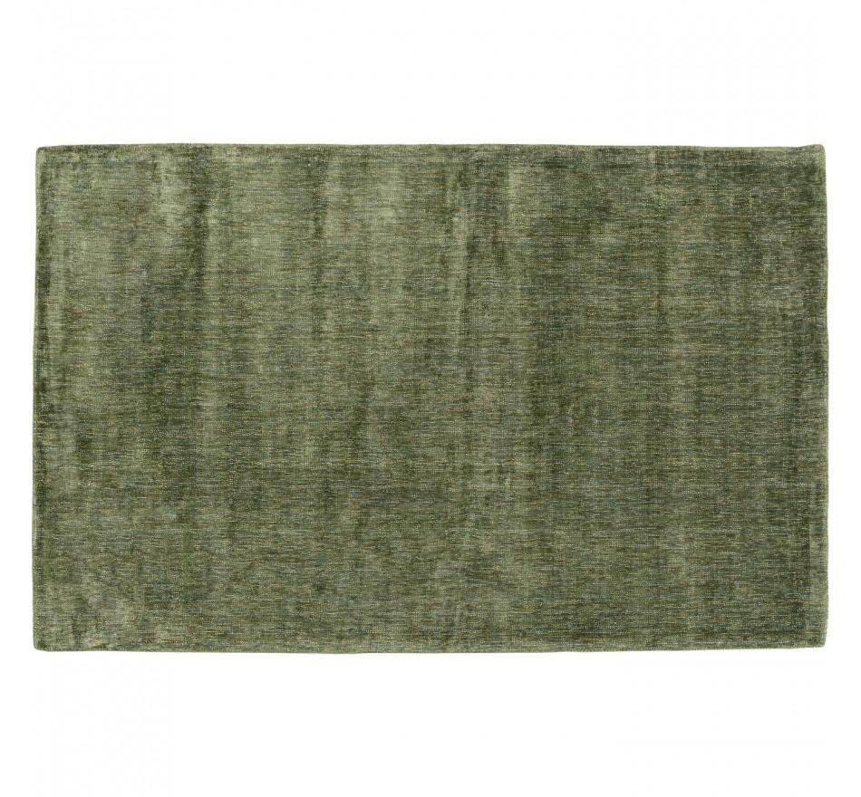 Tapis Glimmer vert 170x240cm Kare Design