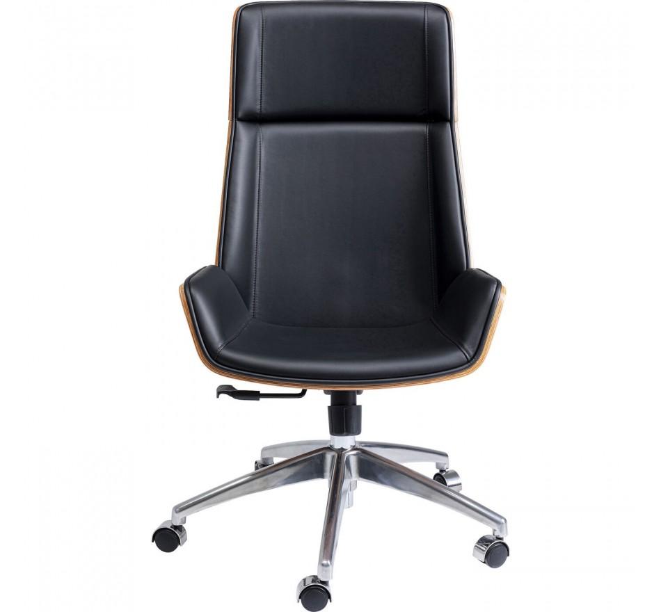 Chaise de bureau pivotante Rouven Kare Design