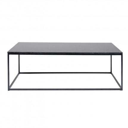 Table basse Key West 120x60cm noire Kare Design