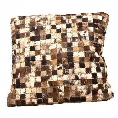 Coussin Square patchwork Kare Design