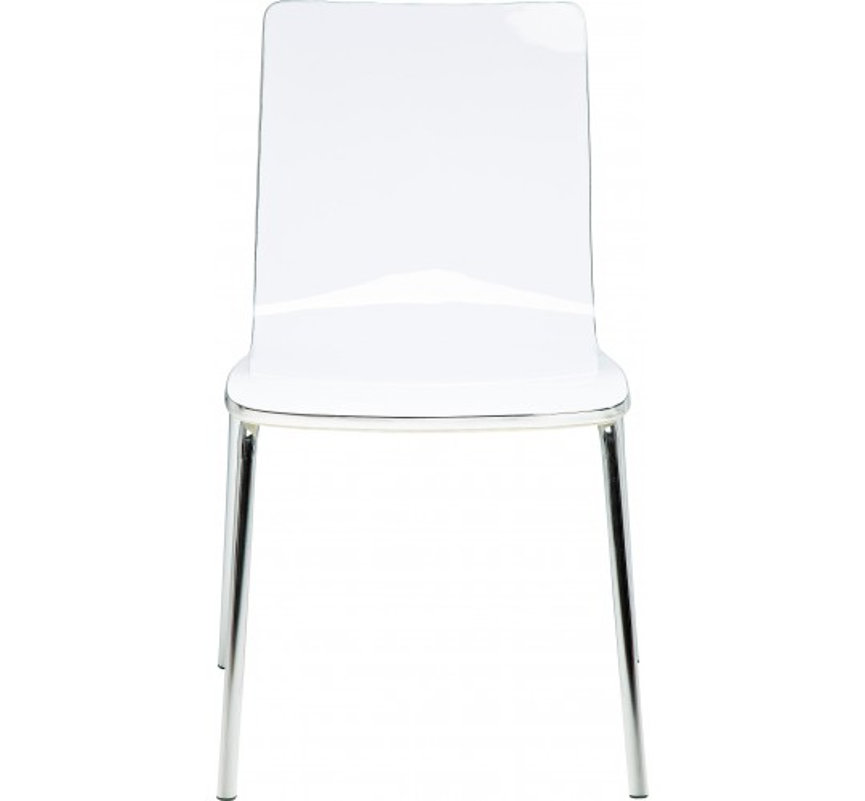 Chaise Dimensionale Blanc Kare Design