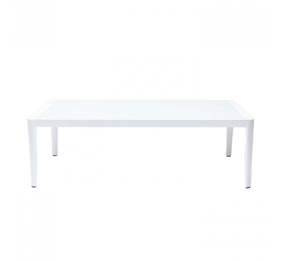 Table basse Tiki blanche Kare Design