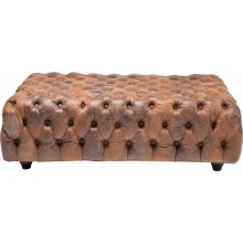 Pouf Oxford Vintage Eco 120x80 Kare Design