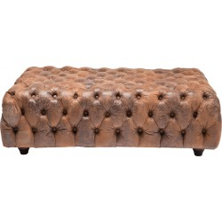Pouf Oxford Vintage Eco 120x80 cm Kare Design