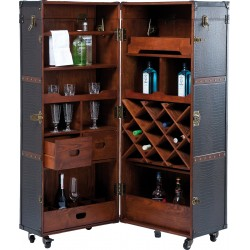 Bar Shipping Trunk Colonial Kare Design