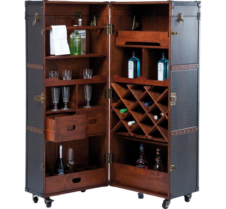 Bar Shipping Trunk Colonial Kare Design