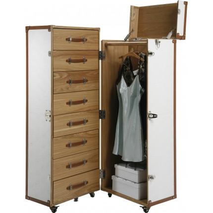 Malle-armoire Cosmopolitan Kare Design