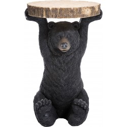 Table d'appoint Animal Ours Kare Design
