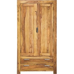 Armoire Authentico 2 Portes Kare Design
