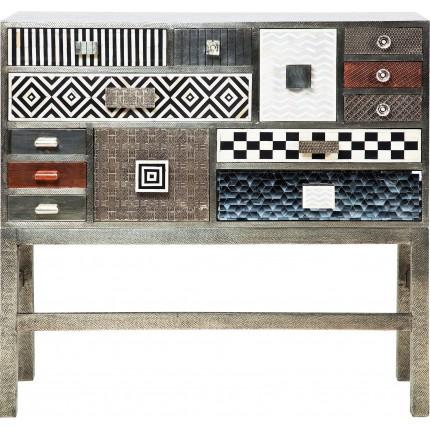 Chiffonnier Chalet 13 tiroirs Kare Design