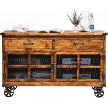 Buffet Off-Road 2 portes 2 tiroirs Kare Design