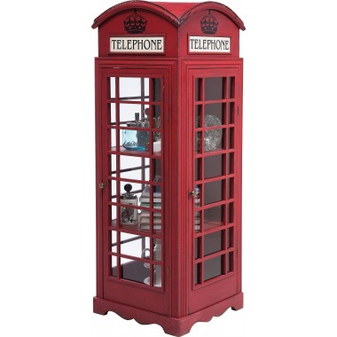 Vitrine London Telephone Kare Design