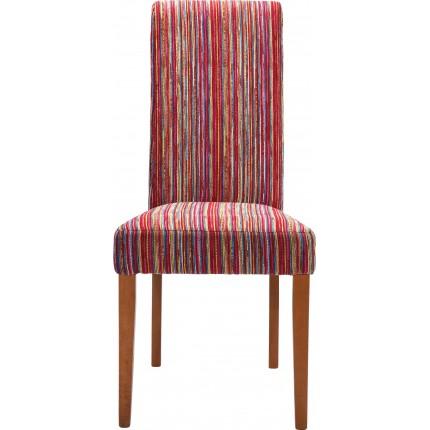 Chaise Econo Slim Boderline Rouge Kare Design
