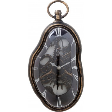 Horloge Flow Antique Kare Design