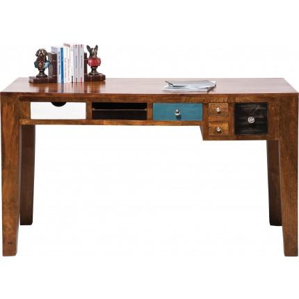 Bureau en bois Babalou 135x60 cm Kare Design