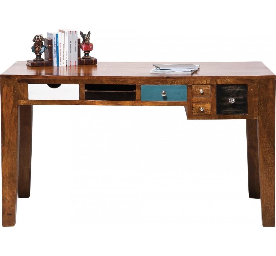 Bureau Mali Blue 135x60 Kare Design