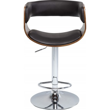 Tabouret de bar Manhattan bois Kare Design