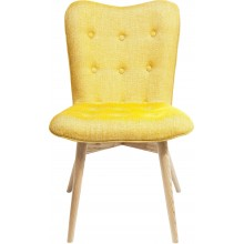 Fauteuil Angels Wings Rhythm Moutarde Kare Design
