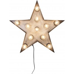 Applique Star 11 Kare Design