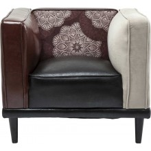 Fauteuil Dressy Kare Design