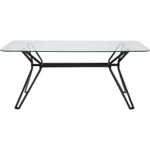 Table Garbo rectangulaire 180x90 Kare Design