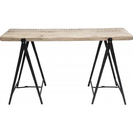 Bureau en bois Scissors 145x65 cm Kare Design