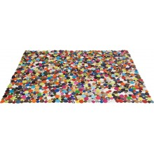 Tapis Circle Multi 170X240 Kare Design