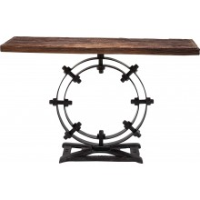 Console Industrial Ring 134 cm Kare Design